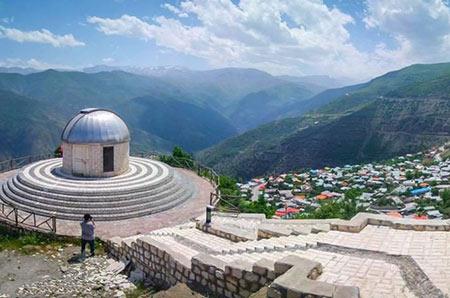 مناطق دیدنی آلاشت,روستای آلاشت در مازندران,روستای آلاشت