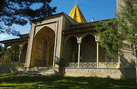 مناطق دیدنی آلاشت,روستای آلاشت,آلاشت از مکانهای دیدنی مازندران