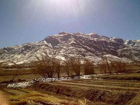 معرفی روستای سیرچ، بهشتی سرسبز در کویر