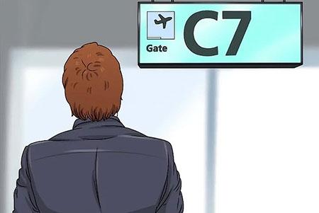 مراحل سوار شدن به هواپیما,روش سوار شدن به هواپیما