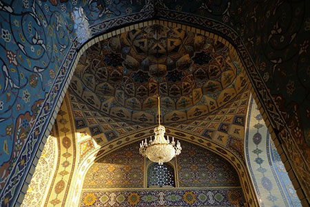 مسجد گوهرشاد,مسجد گوهرشاد مشهد,تاریخچه مسجد گوهرشاد