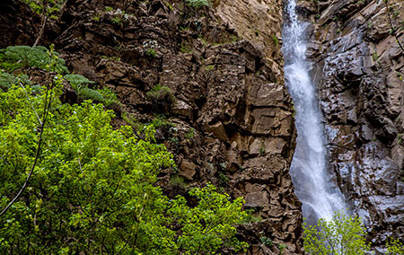 خلخال,شهرستان خلخال,آبشار نوده خلخال
