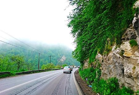 مازندران,وضعیت آب و هوا مازندران,جاذبه های گردشگری مازندران