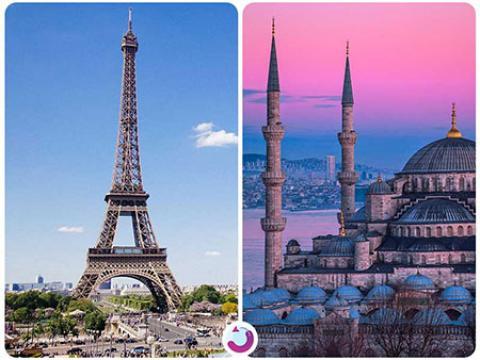 قیمت و وضعیت عجیب تورهای نوروز امسال - از تور کیش تا استانبول