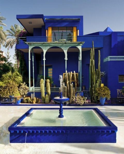 باغ ماژورل مراکش، از زیباترین باغ های جهان (+تصاویر) باغ ماژورل، از جاذبه های دیدنی مراکش