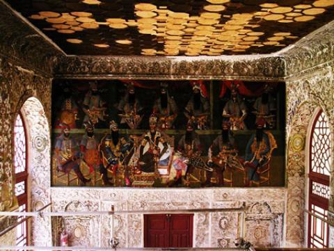 کاخ سلیمانیه، از آثار ملی ایران (+تصاویر)