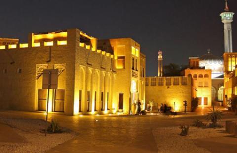 آشنایی با خانه شیخ سعید اقامتگاه حاکم دبی