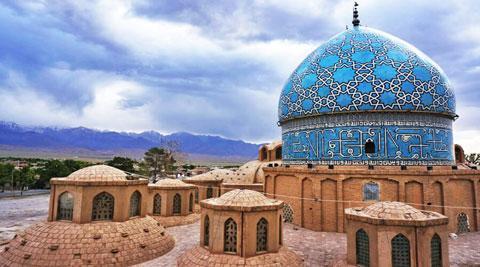 آرامگاه شاه نعمتالله ولی، بنایی زیبا و تاریخی در کرمان