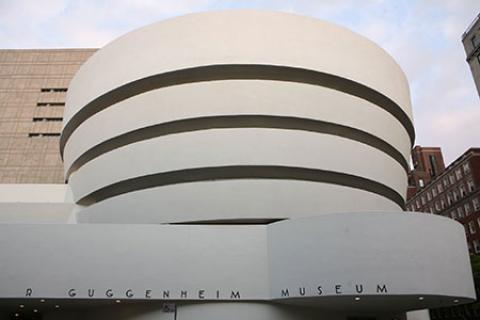موزه گوگنهایم نیویورک