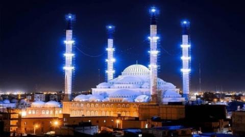مسجد مکی نگین شهر زاهدان مسجد مکی کجاست؟