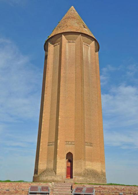 برج گنبد قابوس، بلندترین برج آجری ایران (+عکس)