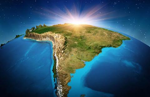 راهنمای سفر به آمریکای جنوبی و مکانهای دیدنی آن