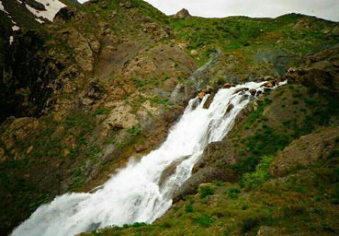 آشنایی با آبشار سوله دوکل ارومیه معرفی آبشار سوله دوکل + عکس هایآبشار سوله دوکل