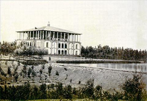 کاخ سلطنت آباد، بزرگترین باغ ییلاقی ناصرالدین شاه (+تصاویر)