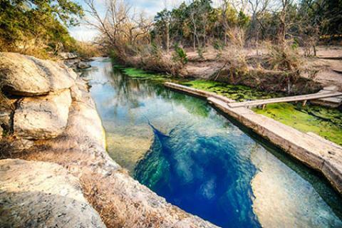 چاه یعقوب تگزاس، مخوف ترین چاه آب در جهان