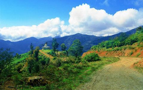روستای آلاشت از جاذبه های طبیعی مازندران (+تصاویر)