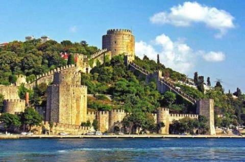 قلعه روملی حصار از زیباترین قلعه های ترکیه (+تصایر)
