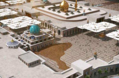 تل زینبیه (+تصاویر بنای قدیمی و جدید)
