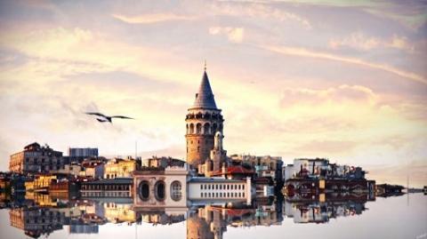 سفری به برج گالاتا در استانبول و بازدید از جاذبه های آن+عکس دانستنی های جالب دربارهبرج گالاتا