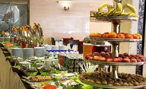 رزرو هتل کیانا مشهد از پرشین هتل