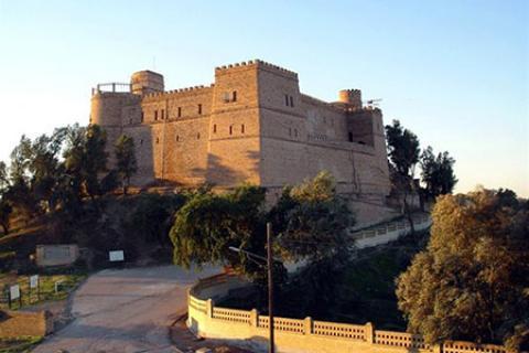 تاریخچه قلعه شوش + عکس