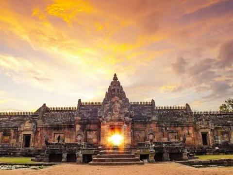 تاریخچه پارک تاریخی فانوم رانگ