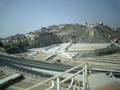 قبرستان ابوطالب (مَعْلاة / حجون)