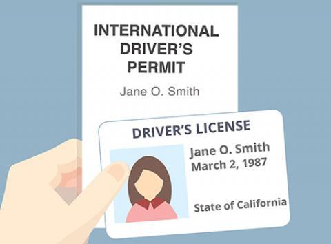 چطور می توان گواهینامه بین المللی دریافت کرد؟